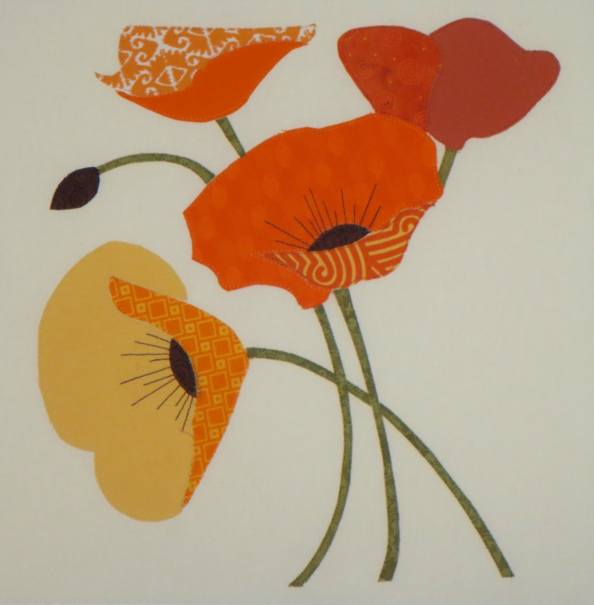 Poppies for Beth