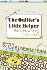 quiltershelper