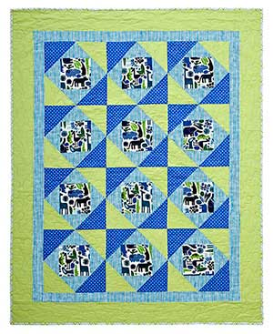 going_to_the_zoo quilt